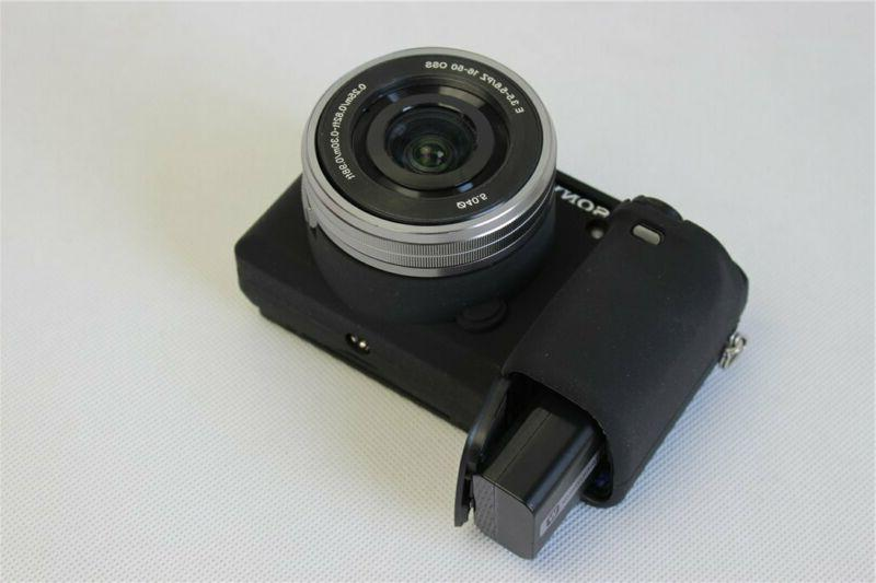 Sony A6400 Fullbody Lightweight Soft