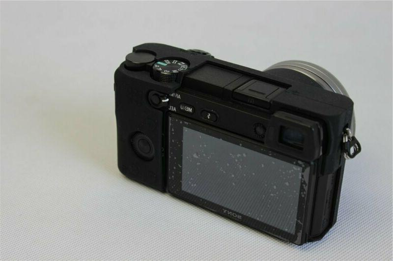 Sony A6400 Fullbody Soft Silicone