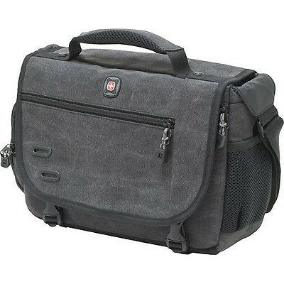 SwissGear DSLR Camera Messenger