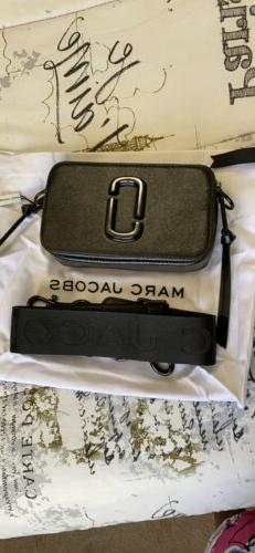 MARC JACOBS The Snapshot DTM Small Camera Bag