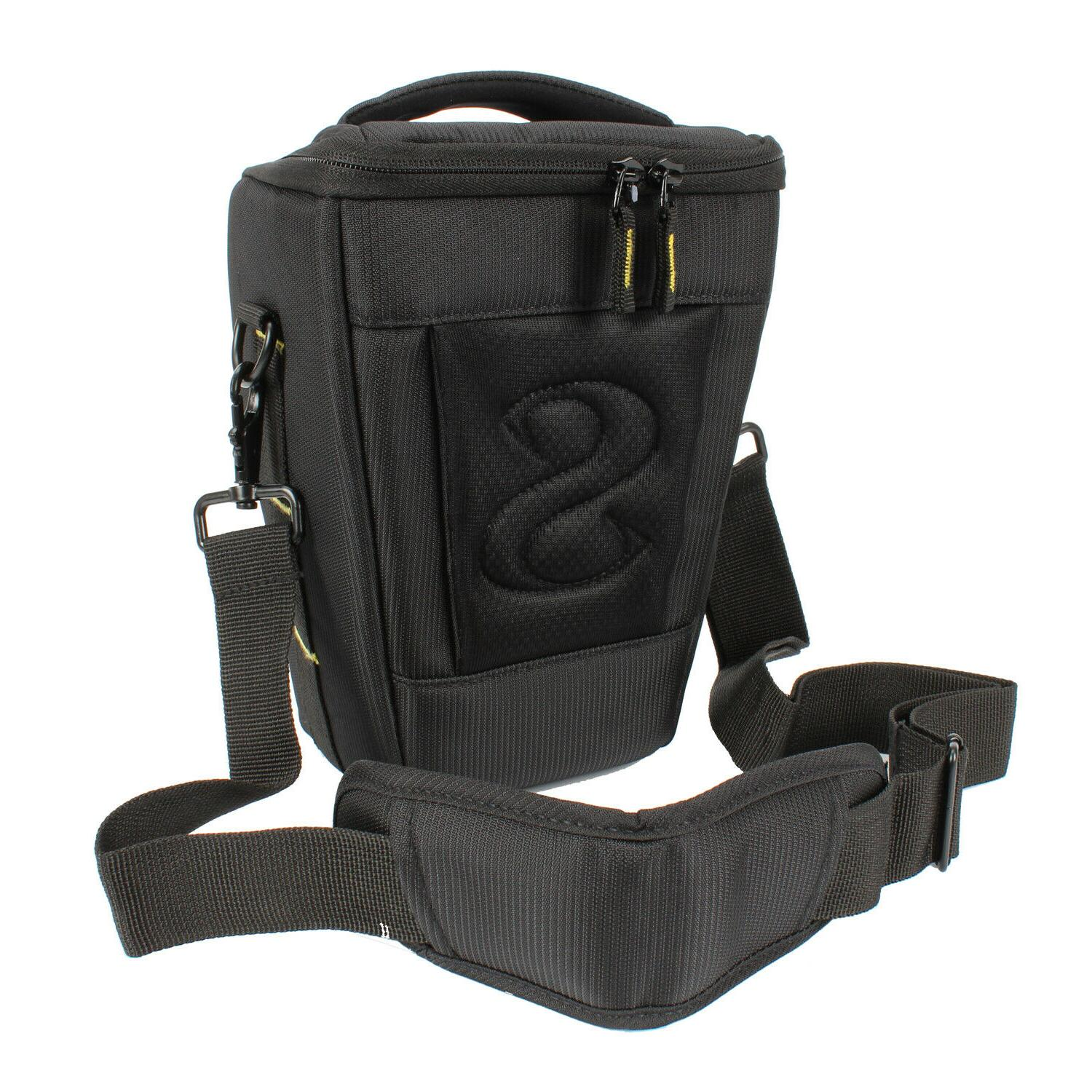 Top-Load Holster Bag SLR Shoulder Waist