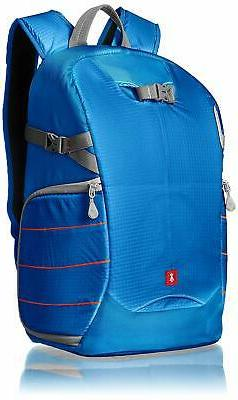 trekker camera backpack blue