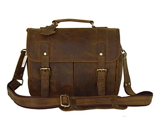 Leather Messenger for by Basic - Rustic Sony, Nikon, Pentax with and Accessories