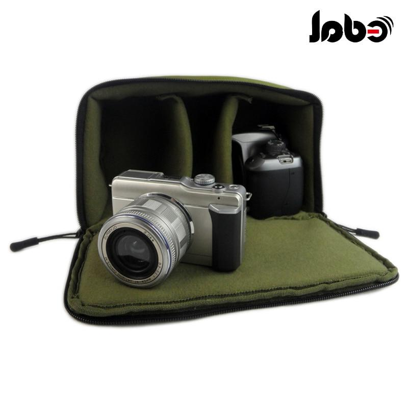 Water-resistant Case Partition Camera <font><b>Bags</b></font>