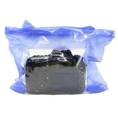 Waterproof Cover Transparent Protective Bag With US