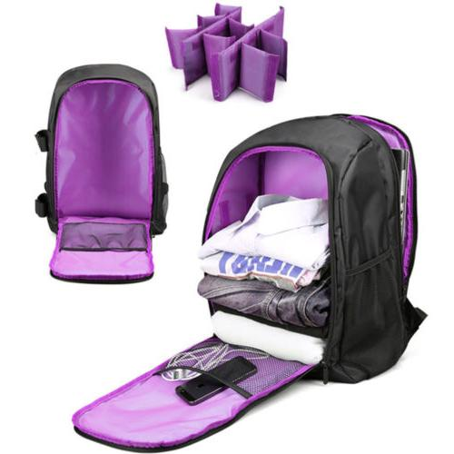 Waterproof Large Backpack Photography