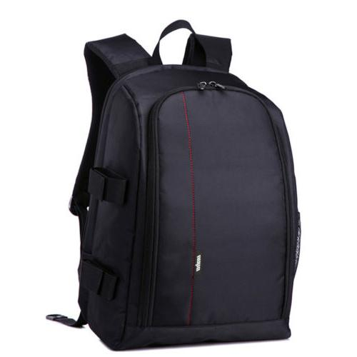 Waterproof Large Camera Backpack Photography Accessories Bag
