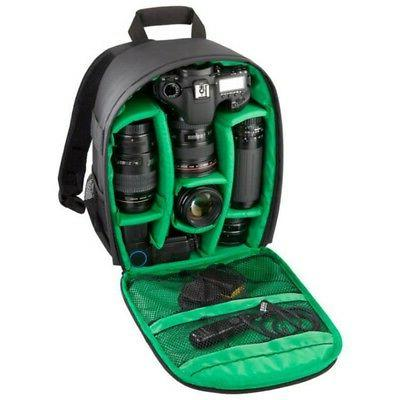 Waterproof Hiking Shoulder Camera Backpack
