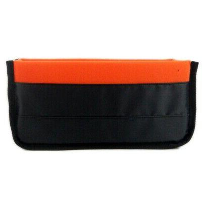 Waterproof Partition Padded Bag Insert Lens Shockproof OrganizerCase