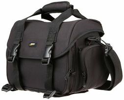 AmazonBasics Large DSLR Camera Gadget Bag - 11.5 x 6 x 8 Inc