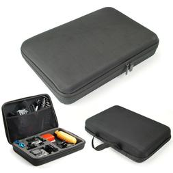 Large GoPro Carrying Case for Digital Camera and Accessories