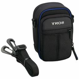 LCSCSJ Soft Carrying Case for Sony S, W, T, and N Series Dig