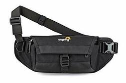 Lowepro m-Trekker HP 120 Waist Bag, Black