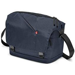 Manfrotto MB NX-M-IBU Blue Messenger Camera Bag for DSLR wit
