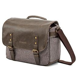 Messenger DSLR Camera Bag, Evecase Urban Life Shoulder Case