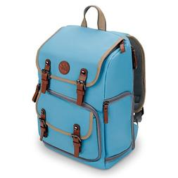 GOgroove Digital SLR Camera Backpack  w/Tablet Compartment,