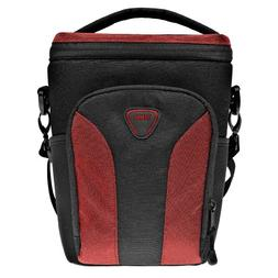 Tenba Mixx Large Top Load - Black/Red