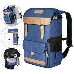Neewer Multi-Functional Leisure Camera Backpack for Tripod C