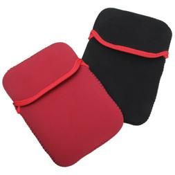 2x Sheet Film Holder Protecting Pouch Case Bag For 4x5 5x7 L