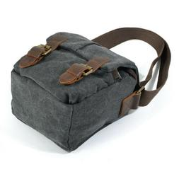 Fashion Canvas Retro Canvas DSLR SLR Vintage Camera Shoulder