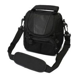 Small Nylon Waterproof Camera Shoulder Bag Case Handbag For