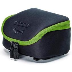 Olympus Tough System Bag For Cameras - Black With Green Trim