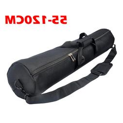 Padded Waterproof Photography Tripod Stand Bag Monopod Stora