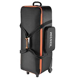 "Neewer Photo Studio Equipment Trolley Carry Bag 38""x15""x11""/"