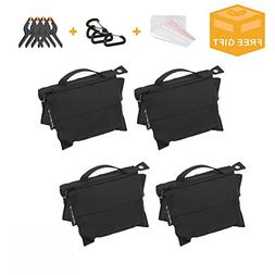 Photography Sand Bag Heavy Duty Saddle Style Weight Bag for