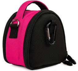 Hot Pink Limited Edition Camera Bag Carrying Case for Kodak