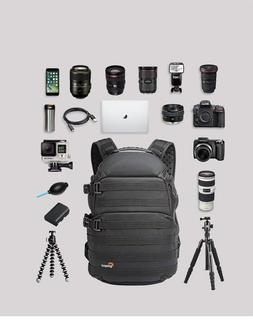 Lowepro ProTactic 350 AW Camera & Laptop Backpack for DSLR o