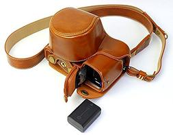 Full Protection Bottom Opening Version Protective PU Leather