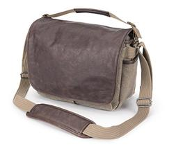 ThinkTank Retrospective 7 Leather Bag - Sandstone