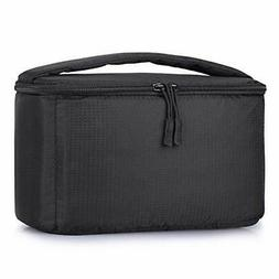 S-ZONE Water Resistant Camera Insert Bag with Sleeve Camera