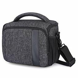 S-ZONE Waterproof Compact Camera Messenger Shoulder Bag for