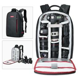 Beschoi DSLR Camera Backpack Waterproof Camera Bag for SLR/D
