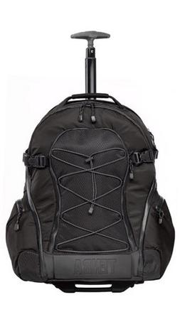 Tenba Shootout Large Backpack with Wheels - Black