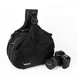 Professional SLR Camera Bag - CADEN K2 Camera Carry Case for