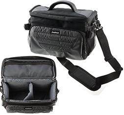 Navitech SLR Camera Bag Case Cover Fits Camera & Additional