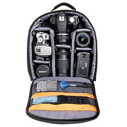 DURAGADGET High Quality SLR / DSLR Camera Backpack For Canon