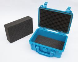 Small Camera Hard Case with Foam, in the style of Pelican 11