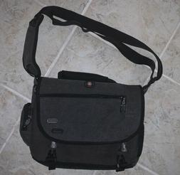 swissgear zinc dslr messenger bag