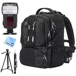 Tamrac ANVIL 17 Photo DSLR Camera and Laptop Backpack - Blac