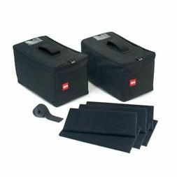 HPRC Two Soft Bags and Dividers Kit for 2700W with Fully Pad