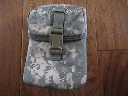 U.S MILITARY OPTICS POUCH CARRY CASE NIGHT VISION SCOPE GPS