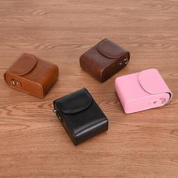 Vintage Leather Camera Case Bag For SONY RX100III RX100M3  J