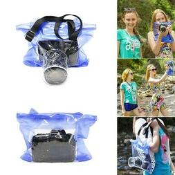 waterproof camera case cover transparent dust proof