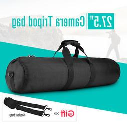 Waterproof Padded Strap Camera Tripod Carry Bag Case For Man