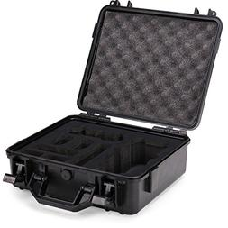 Ultimaxx Waterproof Rugged Compact Travel Storage Hard Case