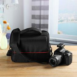 Waterproof Universal Digital Camera Bag Carry Shoulder Bag F